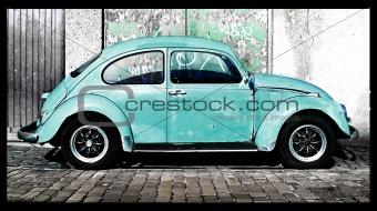 Vintage car