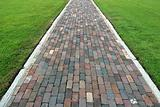 Brick Path