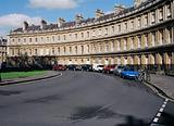 The Circus, Bath, England