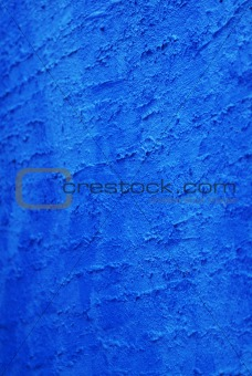 blue wall with texture