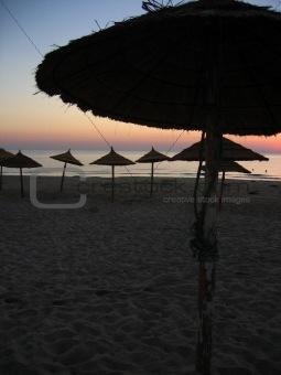 Beach umbrellas1