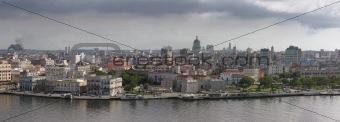Havana skyline