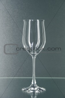 empty wine glass 1