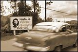 Poster with Che, Cuba