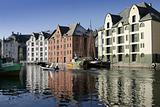 Brosundet, Ålesund, Norway