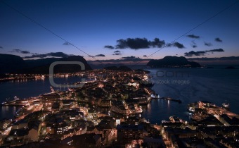 Aalesund By Night I