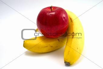 Apple & Bananas