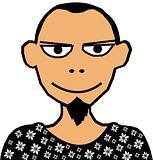 Gigo Boy / skin head