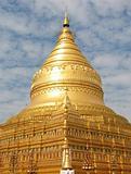 Shwezigon Pagoda, Myanmar