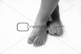 toddlers feet