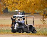 Fall Golfing
