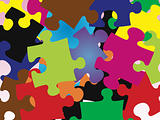 jigsaw color