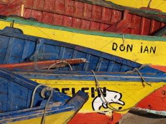 Fishing boats II