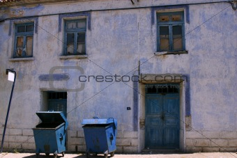 Old Unoccupied House in Turkey