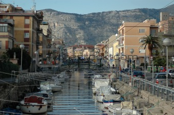 Canals of Terracina