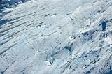Glacier close