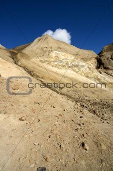 Askja crater