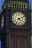 Big Ben clockface