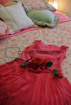 Beautiful bedroom - home interiors