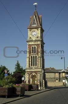 Clock Tower Newmarket 2