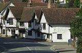 Lavenham Village,