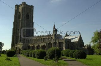 Lavenham Church,