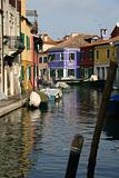 Burano canal