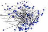 Blue Needles