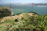 Marin Headlands View of San Francisco