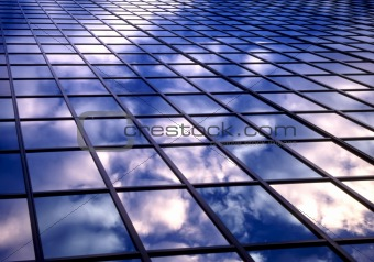 Tile of clouds