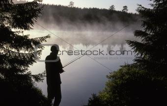 Angler.