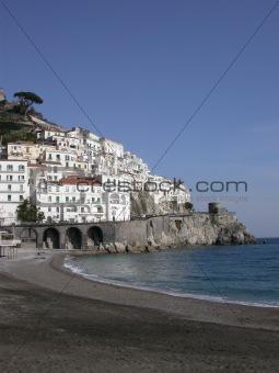 Amalfi Beach