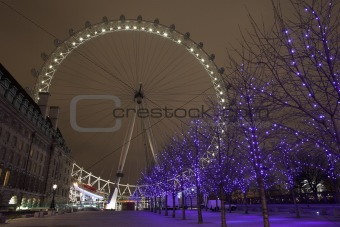 London Eye #3