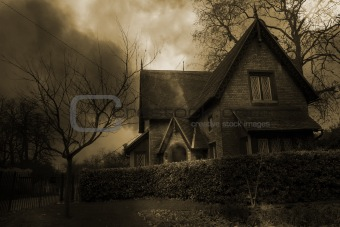 Haunted House #2