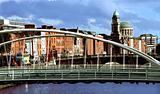 view on Dublin