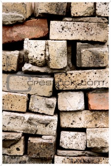 Bricks art