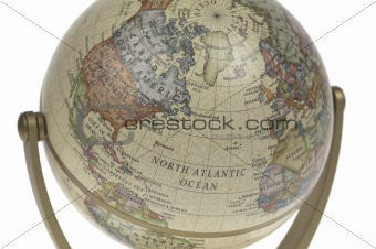 Single world globe
