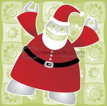 Santabot Says HoHoHo!