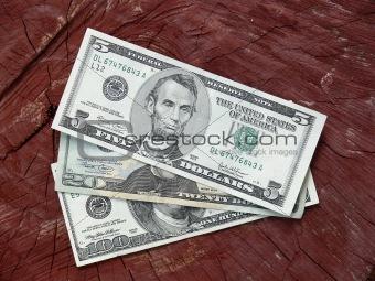 American dollars