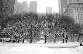 Central Park Roundabout