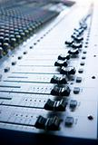 Pro mixing desk