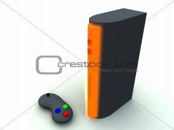 Games Console 4