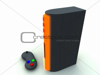 Games Console 5