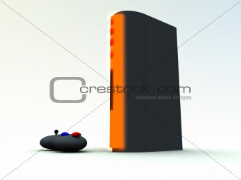 Games Console 6