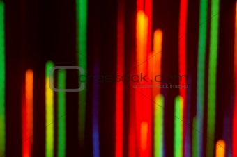 abstract background: colored light motion blurs #14
