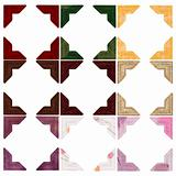 Photo Corners - Colours