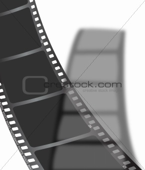 black film shadow