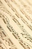 classical sheet music