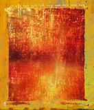High resolution Grunge Polaroid Transfer Background