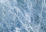 ice blue colored natural marble panel, texture/background